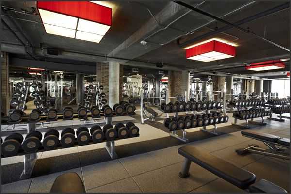 Fitness and Gyms in Worcester