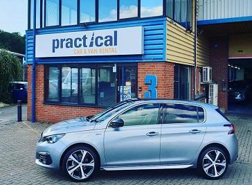 Practical Car & Van Rental Worcester