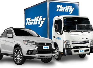 Thrifty Car and Van Rental Worcester